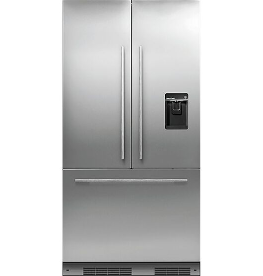Fisher & Paykel 525 Litre Integrated French Door Fridge Freezer