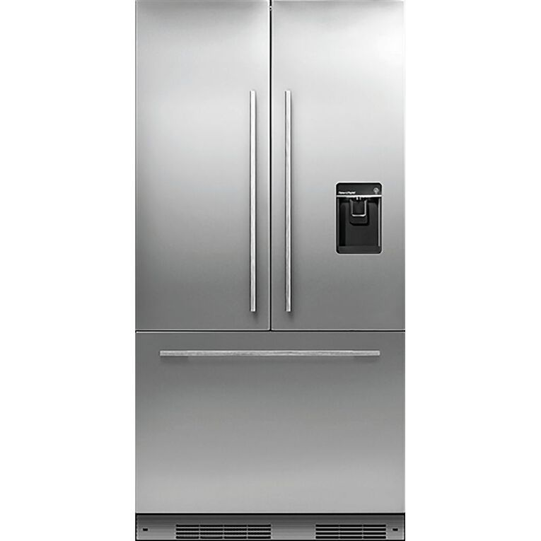 Fisher & Paykel 525 Litre Integrated French Door Fridge Freezer, , hi-res