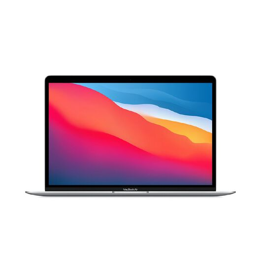 Image of MacBook Air 13-inch: Apple M1 Chip with 8 Core CPU and 7 Core GPU 256GB storage - Silver