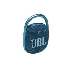 JBL Clip 4 Portable Speaker - Blue