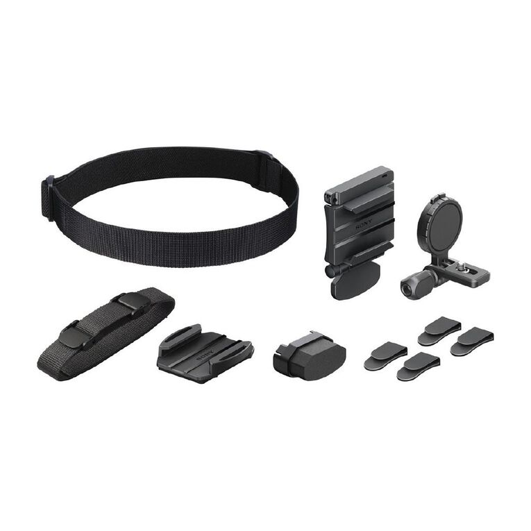 Sony BLTUHM1 Universal Head Mount Kit for Action Cam, , hi-res
