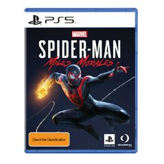 PlayStation 5 Marvel's Spider-Man: Miles Morales