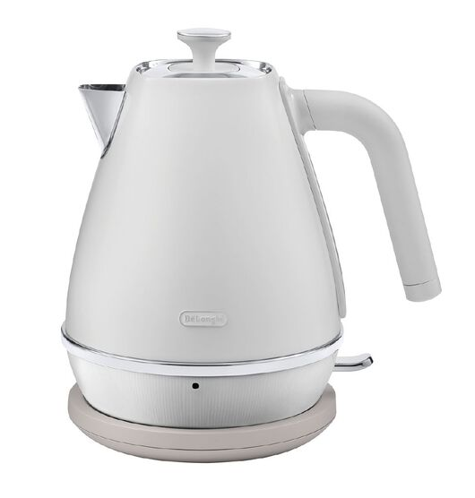 Delonghi Distinta Moments Kettle - Sunset White