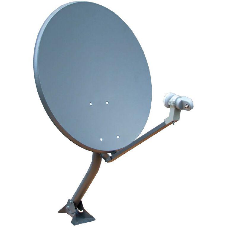 DishTV 60cm Freeview Satellite Dish & Finder Pack, , hi-res