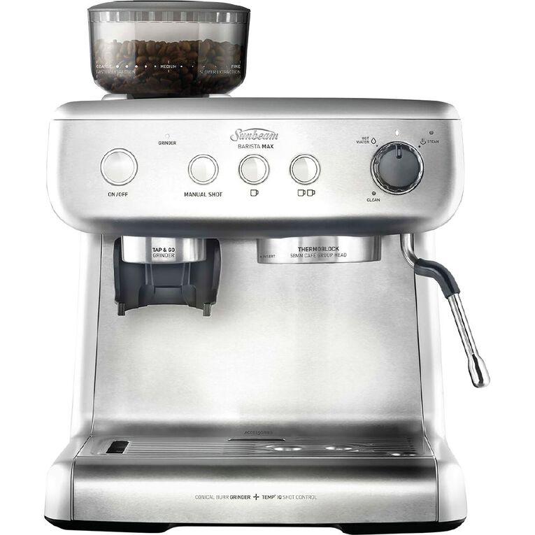 Sunbeam Barista Max Espresso Machine, , hi-res