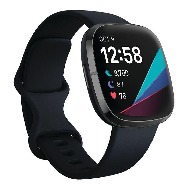 Fitbit Sense Carbon/Graphite, , hi-res