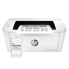 HP Mono LaserJet Printer - M15W