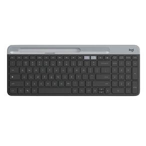 Logitech Slim Multi-Device Wireless Keyboard K580 - Grey