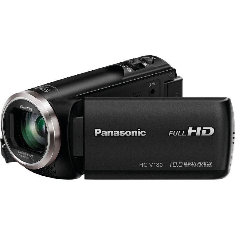 Panasonic HC-V180GN-K FHD Camcorder, , hi-res