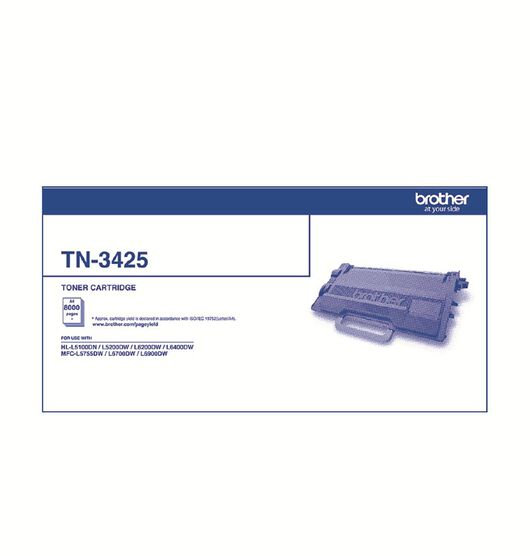Brother TN3425 Toner - Black
