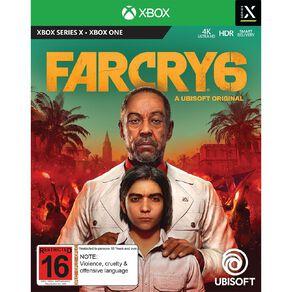 Xbox Series Far Cry 6
