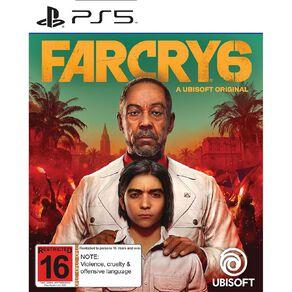 PlayStation 5 Far Cry 6