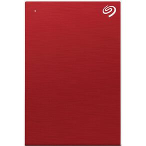 Seagate 2TB One Touch Portable - Red