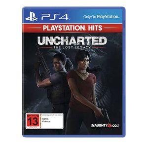 PlayStation 4 HITS Uncharted: The Lost Legacy