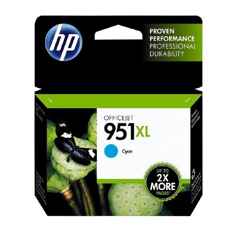 HP 951XL Ink - Cyan, , hi-res