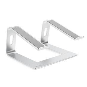 Bonelk Stance Laptop Stand - Silver
