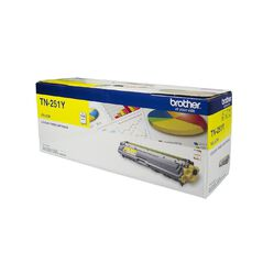 Brother TN251Y Toner - Yellow