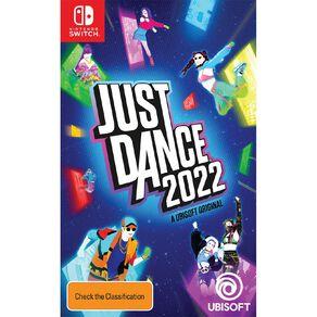 Nintendo Just Dance 2022