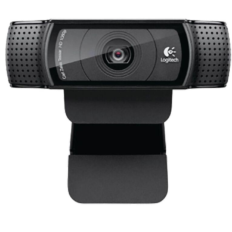 Logitech C920 HD Pro Webcam, , hi-res