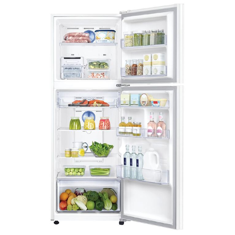 Samsung 299L Top Mount Fridge Freezer - White, , hi-res