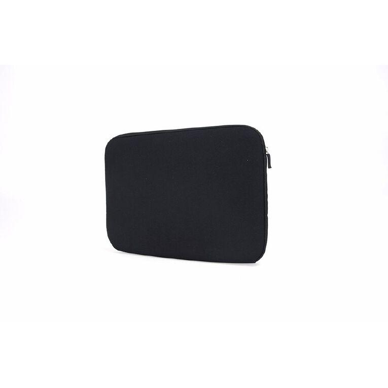 "Endeavour Universal 13"" Notebook Sleeve Black, , hi-res"