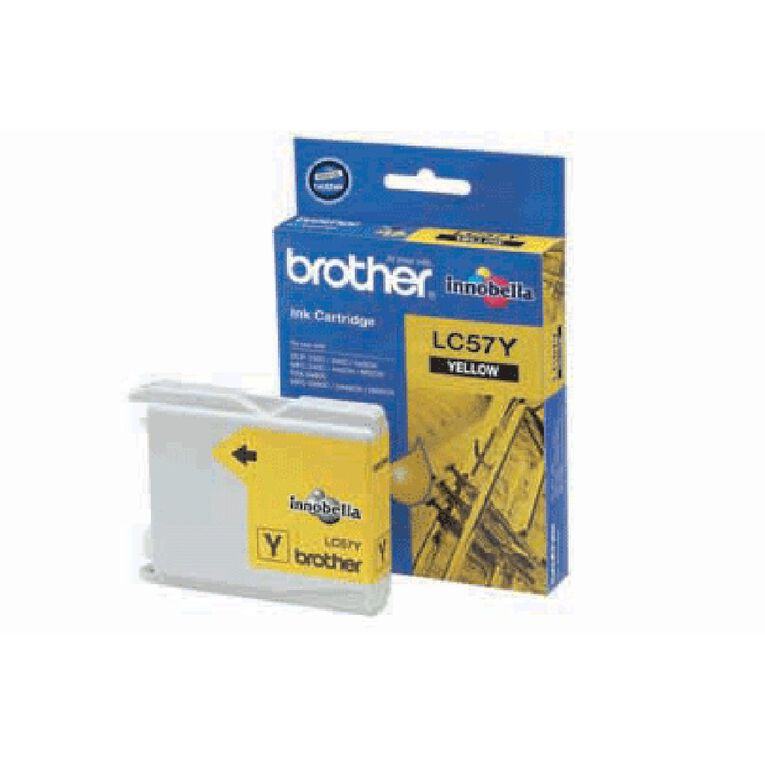Brother Yellow Ink Cartridge, , hi-res