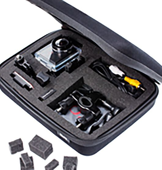 SP Gadgets POV Case GoPro-Edition 3.0 Black