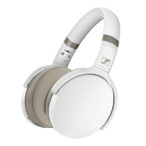 Sennheiser HD 450BT Wireless  Noise Cancelling Over-Ear Headphones - White