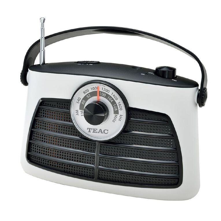 Teac AM/FM Mantle Radio, , hi-res
