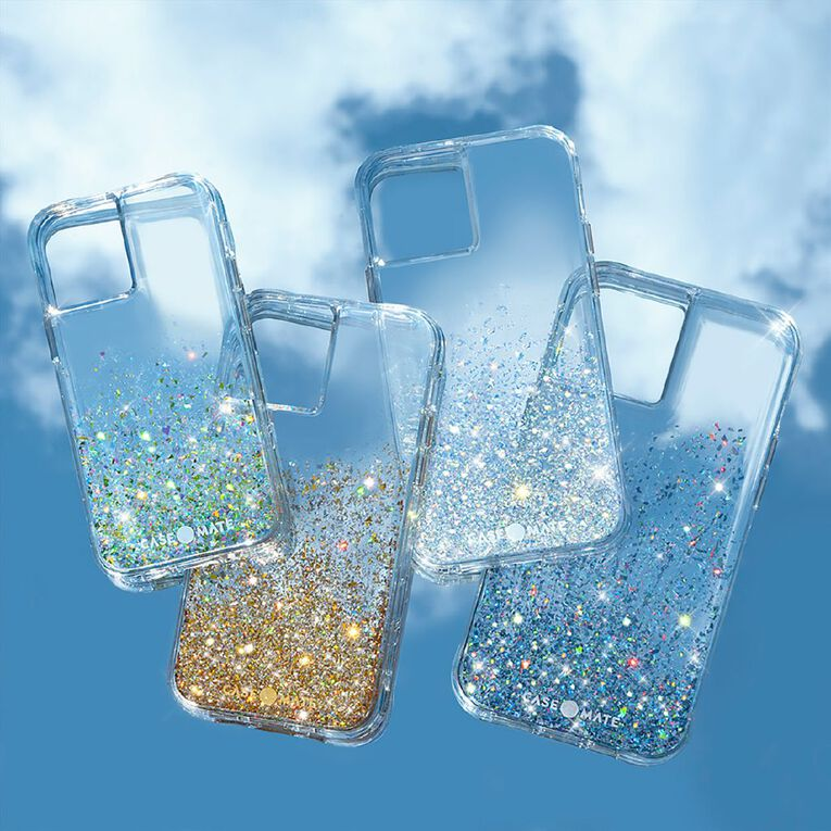 Casemate Twinkle Ombre Micropel iPhone 12/12 Pro Confetti, , hi-res