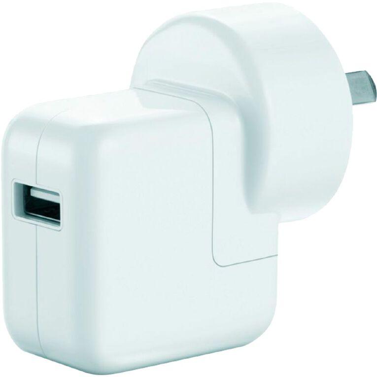Apple 12W USB Power Adapter, , hi-res