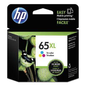 HP 65XL Ink Tri-Colour