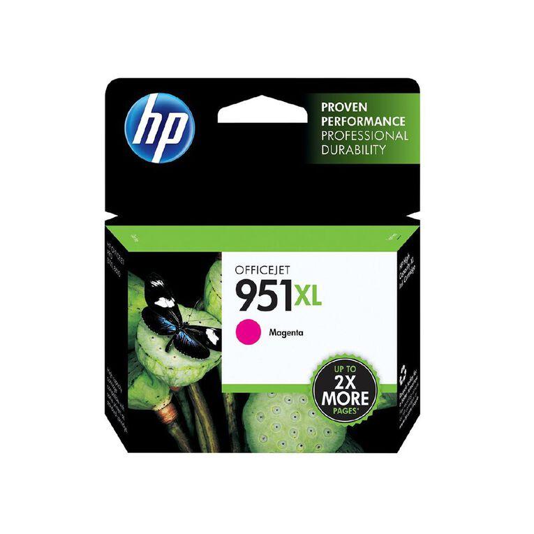 HP 951XL Ink - Magenta, , hi-res