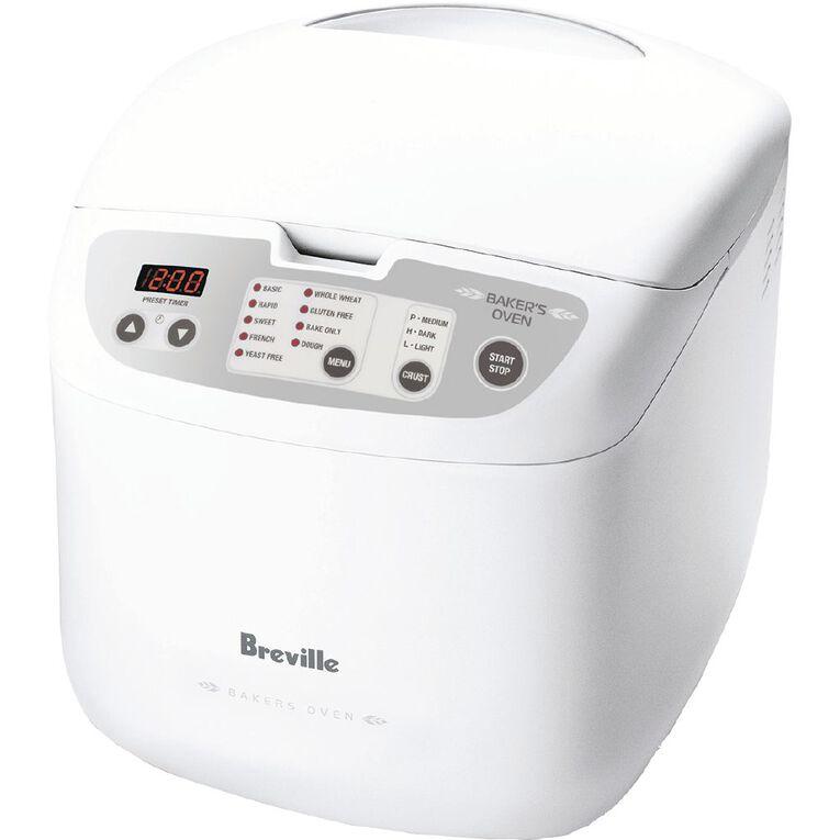 Breville Baker's Oven Breadmaker, , hi-res