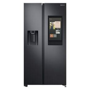 Samsung 656L FamilyHub Side By Side Fridge Freezer - Black