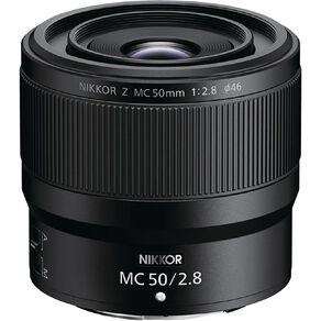 Nikon NIKKOR Z MC 50MM F2.8 LENS