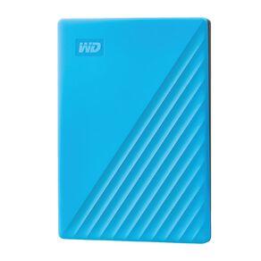 WD My Passport 2TB USB 3.0 External HDD - Blue