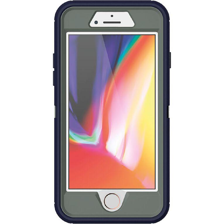 OtterBox Defender Case for iPhone 7/8 - Black, , hi-res