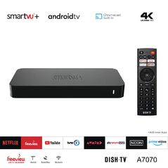 DishTV SmartVU+ Android TV Freeview Receiver