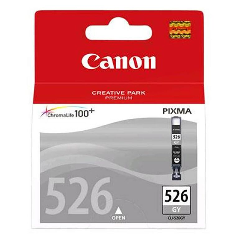 Canon CLI526GY Ink - Grey, , hi-res