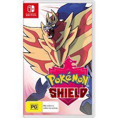 Nintendo Switch Pokemon Shield