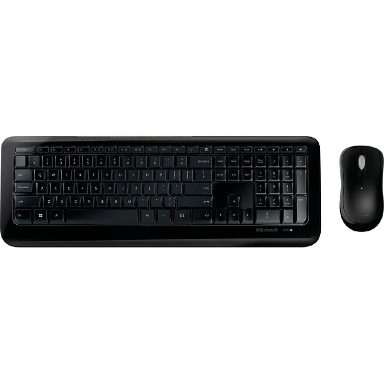 Microsoft Wireless Desktop 850 Mouse & Keyboard, , hi-res