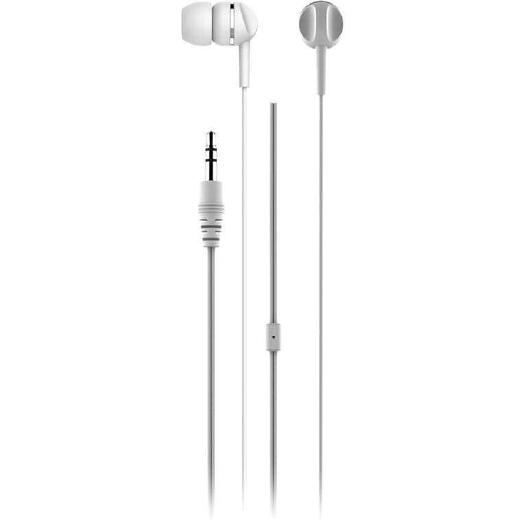 Endeavour In Ear Headphones White, , hi-res