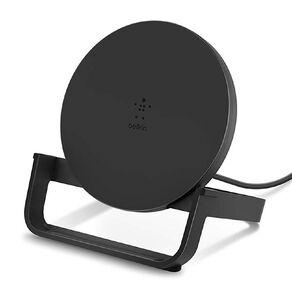 Belkin BoostUp 10W Wireless Charging Stand - Black