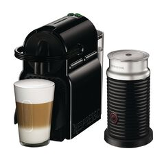 Nespresso Inissia EN80BAE Coffee Machine by DeLonghi, Black