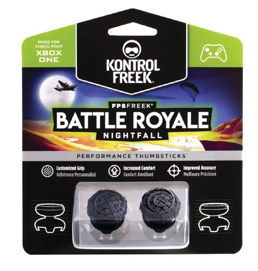 Kontrol Freek Battle Royale Black XBO