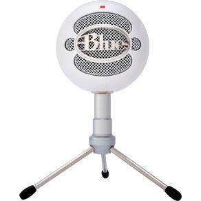 Blue Snowball iCE White USB Mic