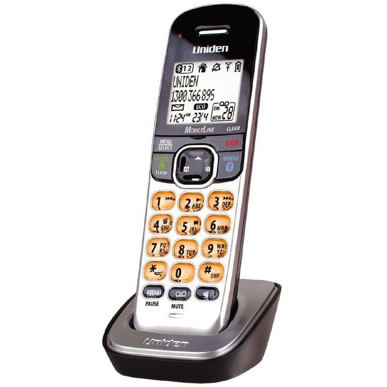 Uniden DECT3106 Premium Cordless Phone Additional Handset for DECT32XX Series, , hi-res