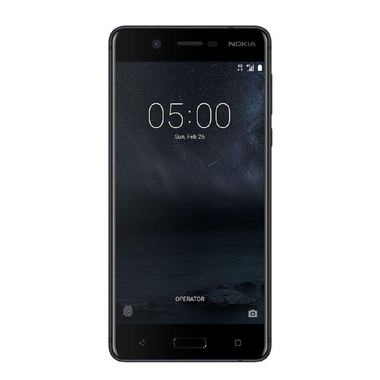Nokia 5 Smartphone Black, , hi-res