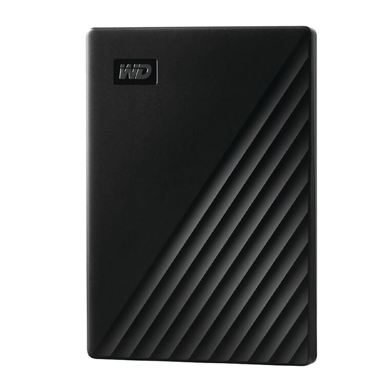 WD My Passport 2TB USB 3.0 External HDD - Black, , hi-res